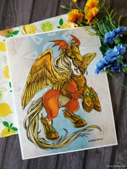 Pegasusmon