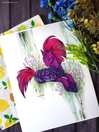 Tempest and Heather