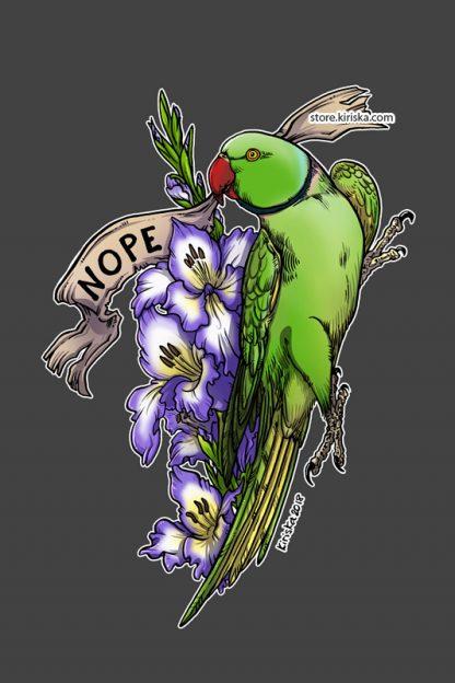 Indian Ringneck Parakeets