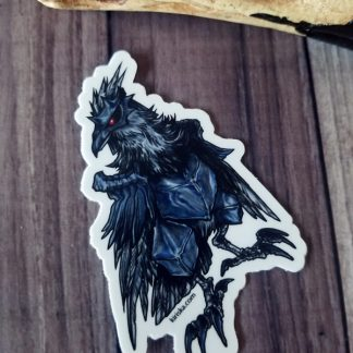 Corviknight sticker
