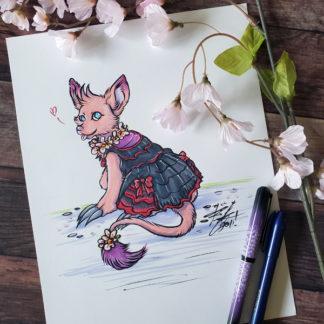 Pink Bori
