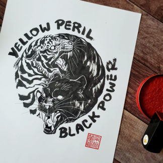 Yellow Peril Black Power