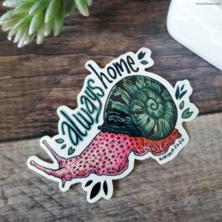 Always Home sticker