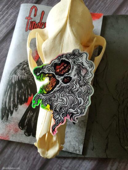 Finders Keepers - original horror zine
