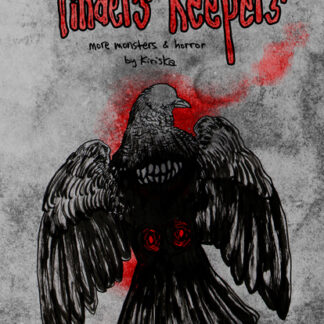 Original horror zine, FINDERS KEEPERS