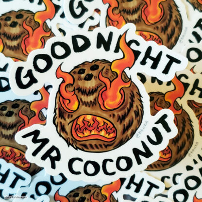 GOODNIGHT MR COCONUT
