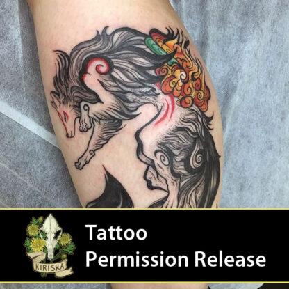 Tattoo Permission Release